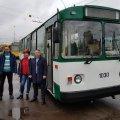 """У КП """"ЖТТУ"""" капітально відремонтували черговий тролейбус"""