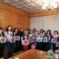 В Малині проведено чергову групу взаємопідтримки для сімей учасників АТО з елементами арттерапії