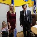 Житомирська родина отримала пільговий кредит на квартиру