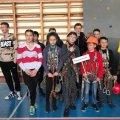 В Житомирі пройшов Чемпіонат області зі спортивного туризму в закритих приміщеннях серед учнівської молоді