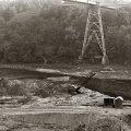 Як в Житомирі реконструювали парк одразу після встановлення підвісного мосту. ФОТО
