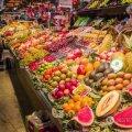 В Украину тоннами везут отравленные фрукты