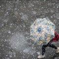 Мороз до -7 и мокрый снег. Погода в Украине резко изменится