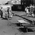 Житній ринок у Житомирі на початку 90-х. ФОТО