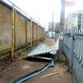 Жахливі наслідки стихії у Бердичеві. ФОТО
