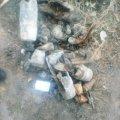 На Малинщині піротехніки знищили 4 артснаряди часів минулих війн