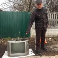 У Черняхові шахрайка винесла з чужого дому телевізор