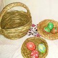 В Житомирі всіх охочих запрошують на майстер-клас з плетення екопосуду з сіна