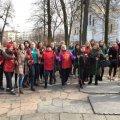 У Житомирі відбувся семінар зі скандинавської ходьби та популяризації здорового способу життя