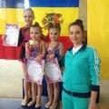 """Житомирські гімнастки отримали """"золото"""" на міжнародному турнірі з художньої гімнастики. ФОТО"""