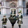 Українка перемогла у конкурсі костюмів на карнавалі у Венеції