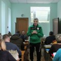 У Житомирі проходять курси підвищення кваліфікації вчителів фізичної культури