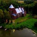 На Житомирщині процвітає пам'ятка архітектури, яка була побудована з елементами неоготики та модерну. ВІДЕО