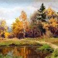 В Житомирі відбудеться майстер-клас в техніці акрилового живопису