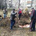 ОСББ розпочали весняну толоку на прибудинкових територіях