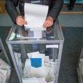 В бюллетенях на выборах президента не будет номеров