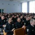 Патрульна поліція в Житомирі відзначає сьогодні 3-тю річницю створення управління