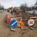 В Житомирі на одній з вулиць через ремонтні роботи ускладнений транспортний рух