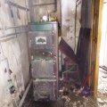 На Житомирщині власник ледь не спалив магазин