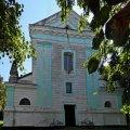 В селі на Житомирщині збереглись класицистичний палац та костел у стилі пізнього бароко. ФОТО