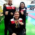Житомирянин виборов золото на чемпіонаті України з пара-карате