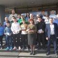 Перспективні та обдаровані спортсмени отримали стипендії Новоград-Волинської міської ради