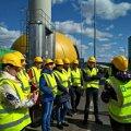 Делегація з Житомирщини здійснила навчальний візит до заводу по переробці ТПВ в Словенії