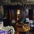 На Житомирщині під час пожежі загинув чоловік