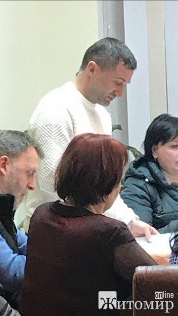 Житомирська ОВК №62 прийняла всі виборчі документи. ФОТО