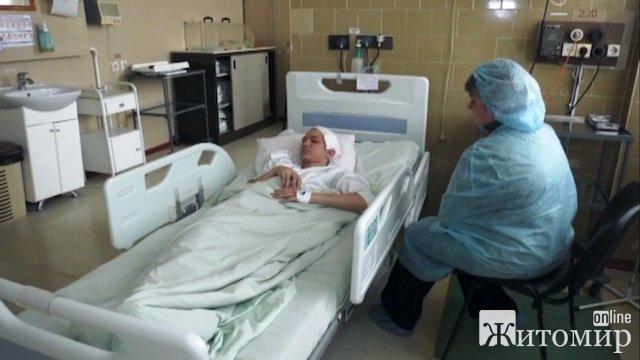 Недетские игры: в Бердичеве «трудный» подросток проломил голову старшекласснику. ФОТО