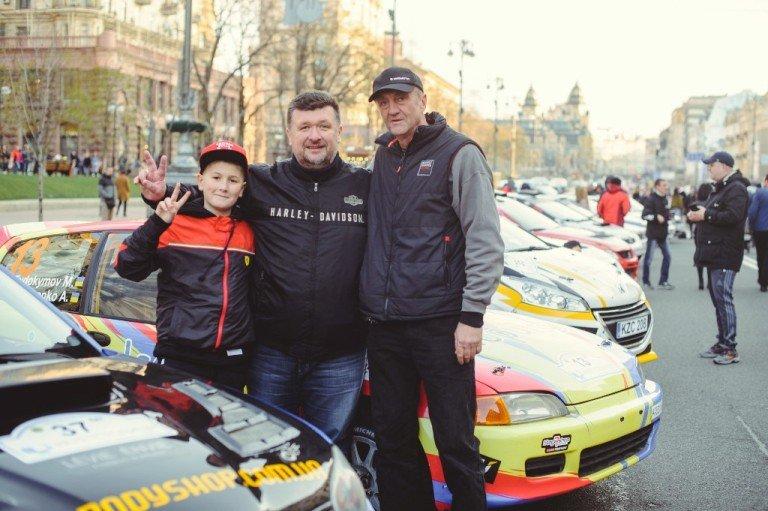 На Житомирщині стартували змагання з ралі «СТОЛИЦЯ», де зібралися кращі автоспортсмени країни та Європи
