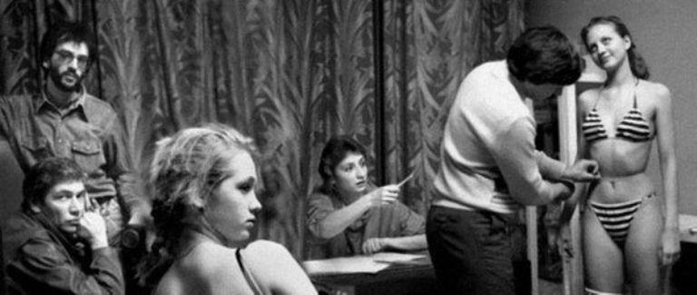 15 фотографий первого конкурса красоты в СССР