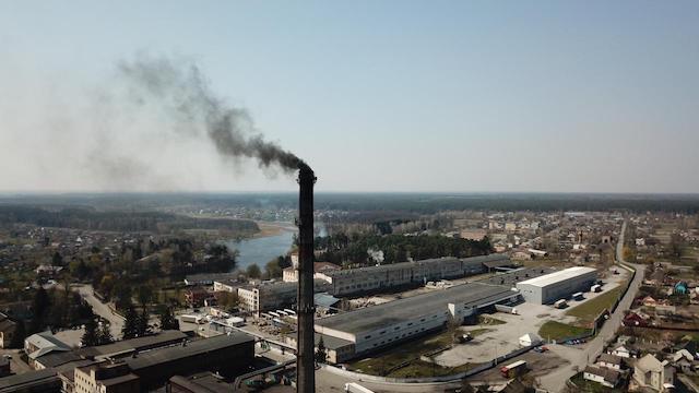 Заява в.о. голови Державної екологічної інспекції України Ігоря Яковлєва щодо ситуації із забрудненн ...