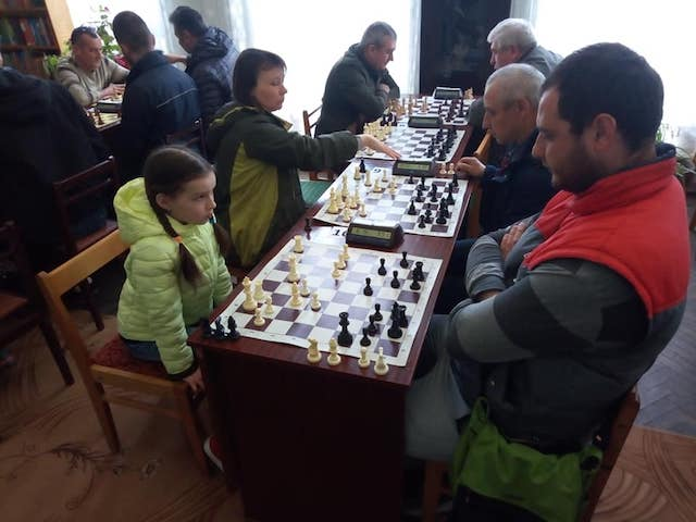 В Новоград-Волинську 20 квітня 2019 відбувся відкритий міський турнір «Новоград-Опен». ФОТО