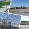 У Житомирі триває комплексна реконструкція стадіону «Спартак»
