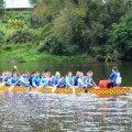 У Житомирі з'являться нові човни «Дракон» для греблі на воді