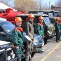 Сьогодні відбулася перевірка стану готовності лісових пожежних станцій ДП «Малинський лісгосп АПК» до пожежонебезпечного період