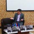 До Житомира завітав британський і канадський політолог українського походження Тарас Кузьо