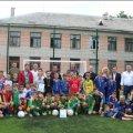 9 квітня стартує Шкільна Футбольна Ліга Житомирського району