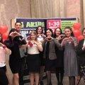 У Житомирі стартувала благодійна акція «Дитяче серденько – живи»