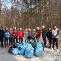 На Житомирщині поліцейські долучились до весняної толоки