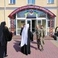 Командування ДШВ відвідав предстоятель Православної церкви України Епіфаній