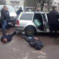 У Житомирі затримали групу домушників
