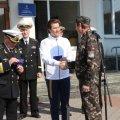 Жителі Олевщини нагороджені пам'ятними медалями