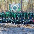 В Овруцькому лісгоспі завершили весняну посадку лісу