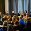 Сучасні українські письменники відвідали Житомир у рамках літературного проекту «Наближення»