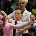 В Житомирі відбулись відкриті класифікаційні змагання зі спортивних танців