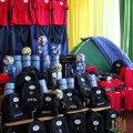 На Житомирщині громади-переможці спортивного конкурсу за призові кошти придбали спортивне обладнання