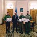 Директора Житомирського пластового молодіжного центру нагородили Грамотою Верховної Ради України