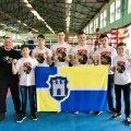 Житомиряни виграли п'ять золотих та одну бронзову медалі на чемпіонаті України з кікбоксингу WАКО